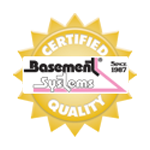 Basement Systems Certified